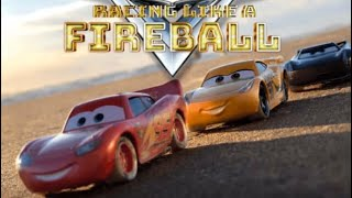 Racing Like a Fireball - The Movie •  A Disney Cars Movie Directed By Piston Cup Productions ⚡️🏖