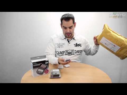 Unboxing Eneloop Akkus, Batterietester & Ladegerät