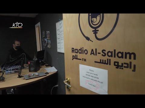 Radio Al-Salam en Irak, une voix pour la reconstruction