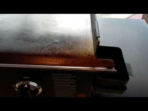 Ot Anybody Have A Blackstone Drip Pan Modification Ot
