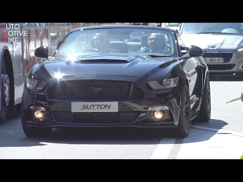 Ford Mustang GT Convertible 2015 Sutton