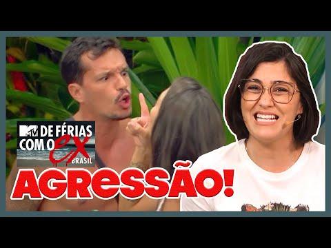 🔴De Férias com o Ex: Pedro é expulso após cuspir na cara e dar cotovelada em Stéfani   20/06/2019