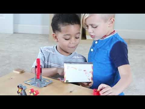 Youtube Video for Wacky Wheels - Build it, Launch it, Crash it!