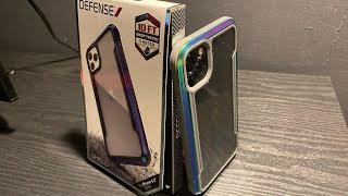 X-Doria Defense Shield Case for iPhone 11 Pro Max.