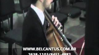 BelCantus Coral E Orquestra  True Colors