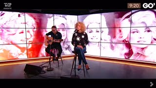 "Dorthe Gerlach - tribute - ""Do I Ever Cross Your Mind"" (Dolly Parton)"