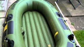 лодка надувная fish hunter hf360