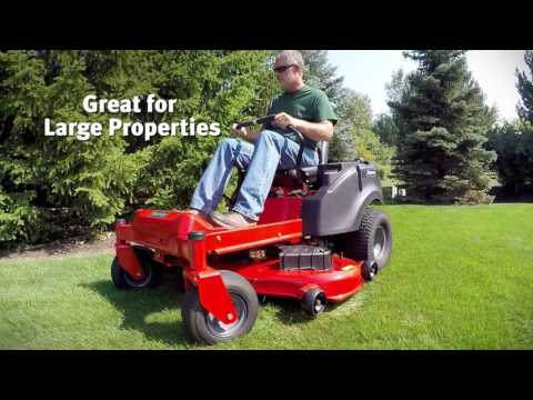 2019 Snapper SZ Series (SZ2454) Zero Turn Mower in Calmar, Iowa - Video 1