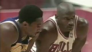 Kobe Bryant 1997-98 • 33 points, 3 rebounds, 2 assists vs. Chicago Bulls