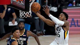 Gobert Game Winner! Pelicans Blew 16 Pt lead! 2020 NBA Orlando Bubble