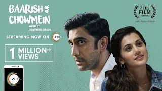 Baarish Aur Chowmein | Official Trailer | Amit Sadh, Taapsee Pannu | Streaming EXCLUSIVELY On ZEE5