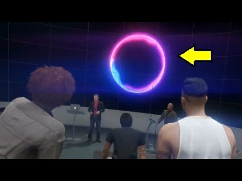 Time Travel Mystery in New GTA 5 Jetpack DLC