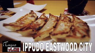 Reminds me of Fukuoka Ramen: IPPUDO Eastwood City