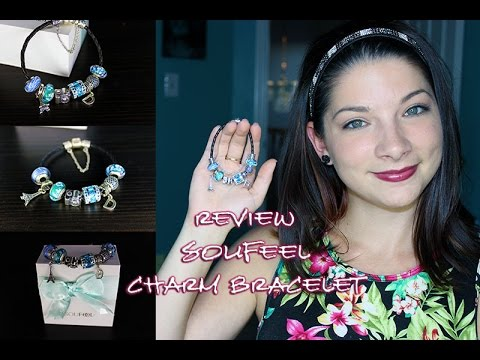 Review :: Soufeel Charm Bracelet