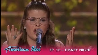 Catie Turner: Takes Disneyland By STORM! | American Idol 2018