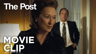 Trailer of The Post (2018)