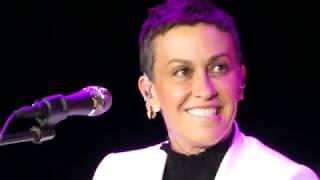 Alanis Morissette - Precious Illusions - Live Ilani Casino, Ridgefield, WA, 9/16/2018 4K HD