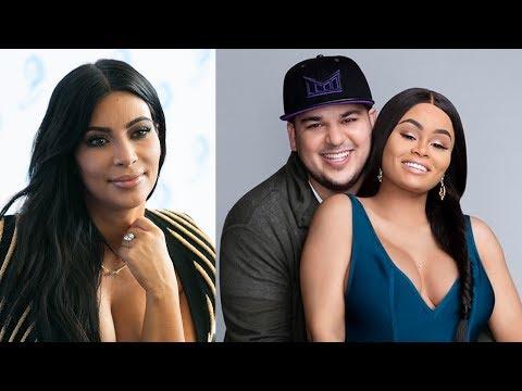 Kim Kardashian Hints Blac Chyna VIOLATED NDA Agreement By Doing THIS