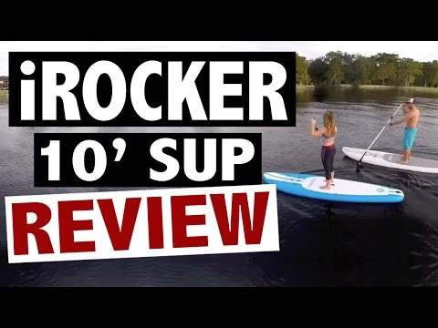 iRocker Paddle Boards 10' SUP Review
