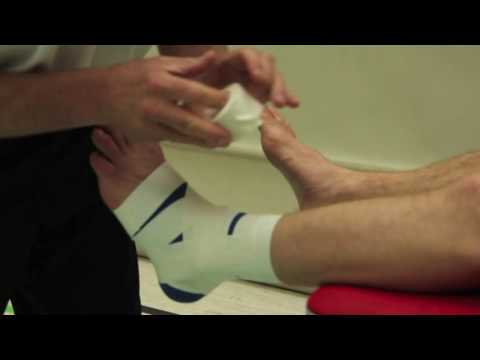 Lyapko Applikator Verwendung in Osteochondrose Video