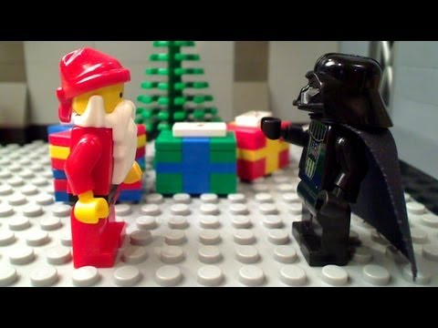 ghosts of christmas past 7 the lego star wars christmas special 2010