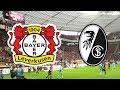 Bayer 04 Leverkusen - SC Freiburg [Saison 2018/2019] | Impressionen
