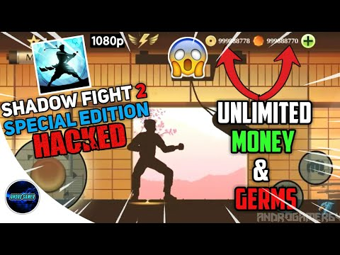 shadow fight 2 special edition infinite money
