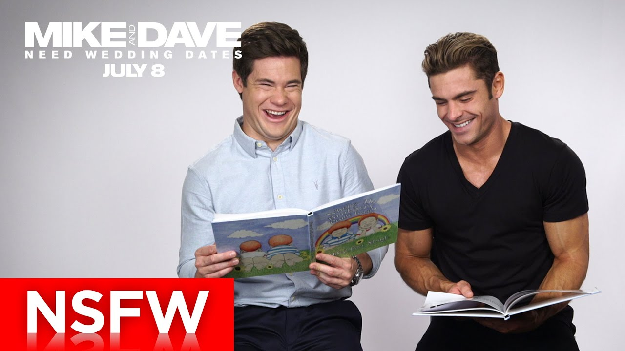 Mike and Dave Need Wedding Dates - Where Do Brothers Come From