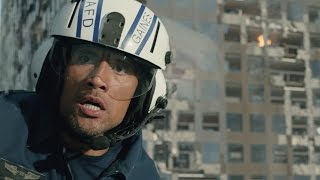 Trailer of San Andreas (2015)