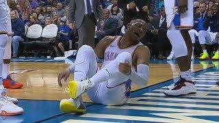 Westbrook Injury, Thunder 5 Game Win Streak! 2018-19 NBA Season