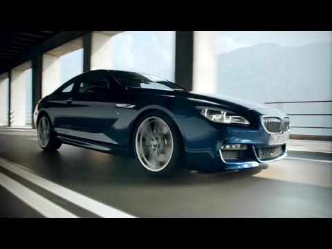 Bmw  6 Series F13 Купе класса E - рекламное видео 4