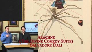 Salvador Dali, Archane The Divine Comedy Suite
