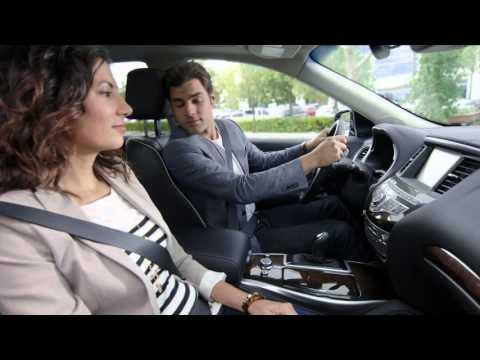Infiniti  Qx60 Паркетник класса J - рекламное видео 1