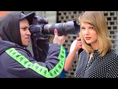 Den v životě paparazziho
