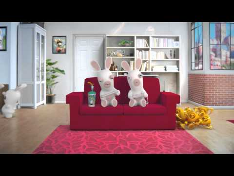 Here's How The Wii U Controller Works With The New Rabbids Game