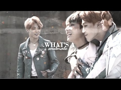 VMIN - What's a soulmate?