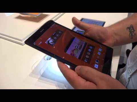 Sony Xperia Z3 Tablet Compact, prime impressioni
