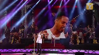 Romeo Santos - Tu Jueguito/Llévame contigo  - Festival de Viña del Mar 2015 HD