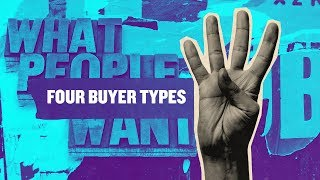 4 Different Buyer Types and How to Respond