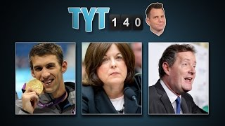 UK Into Iraq, Phelps DUI, White House Intruder & NFL Blackouts | TYT140 (September 30, 2014) thumbnail