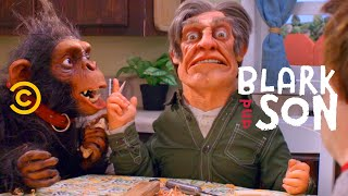 A Boy and His Chimpanzee Brother – Blark and Son (Season 2, Ep. 1)