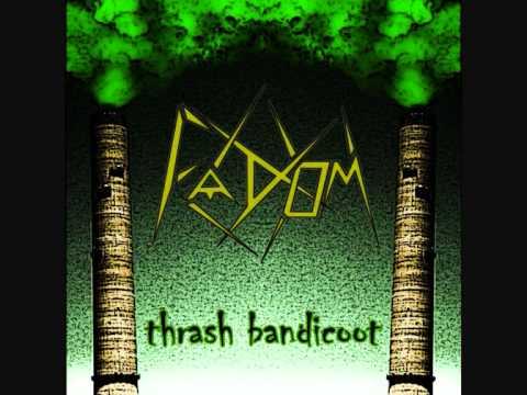 Fadom - Thrash Bandicoot