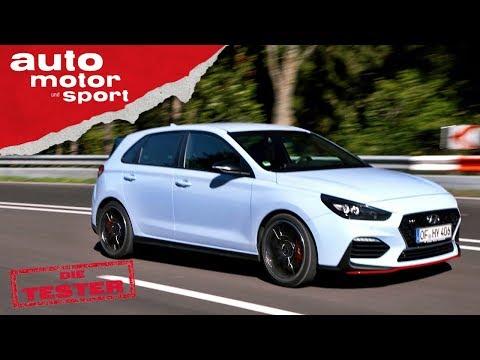 Hyundai i30N Performance: Krawall-Bruder mit echtem Talent? - Test/Review   auto motor & sport