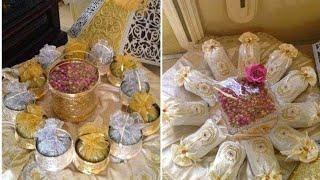سلسلة العروس:جديد 2019# دفوع_مغربي# رائع💃(جهاز العروس)👰