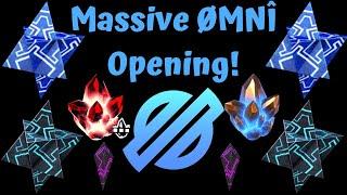 Massive ØMNÎ Crystal Opening! Featured 6*/5*! Nexus! - Marvel Contest of Champions