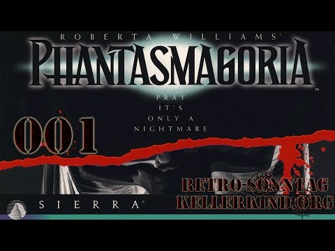 Phantasmagoria #001 - Trautes Heim (1/2) ★ We play Phantasmagoria [HD|60FPS]