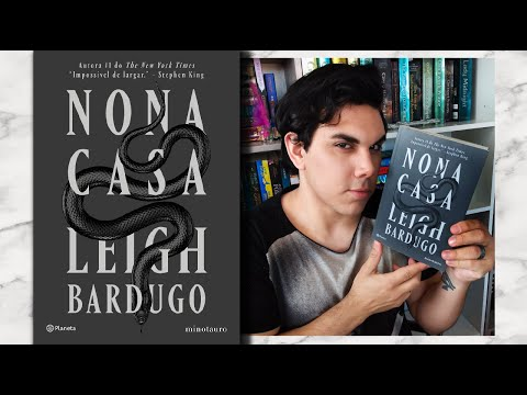 Resenha NONA CASA | Série Alex Stern | Livro 1 | Leigh Bardugo
