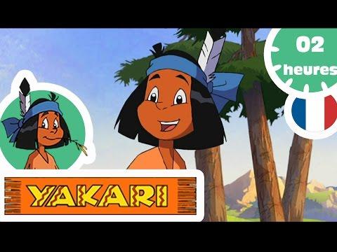 YAKARI - 2 heures - Compilation #02