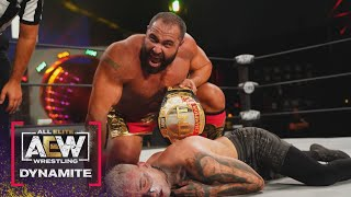 Miro Sends Message To AEW Roster After Winning TNT Championship