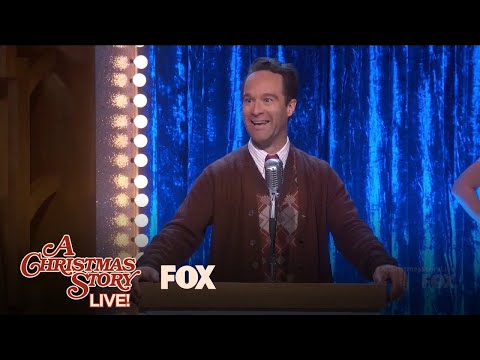 A Christmas Story Live! (Clip 'Frank Parker Plays 'Are You a Genius?'')